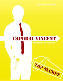 Couverture de Vincent première mission