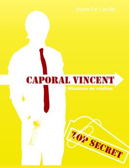 Couverture du livre : Vincent première mission