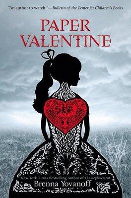 Couverture du livre : Paper Valentine