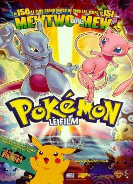 Couverture du livre : Pokémon - Mewto Contre-Attaque