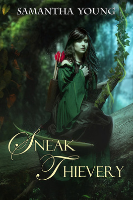 Couverture du livre : The Fade, Tome 2 : Sneak Thievery
