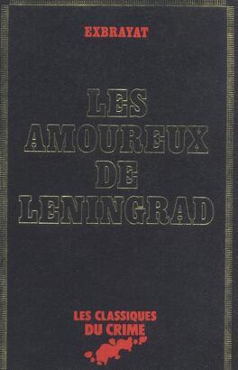 Couverture du livre : Les amoureux de Léningrad