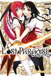 couverture Lost Paradise, Tome 5