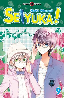 Couverture du livre : Seiyuka, Tome 9