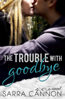Couverture du livre : Fairhope, Tome 1 : The Trouble With Goodbye