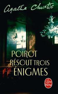 Couverture du livre : Poirot résout trois énigmes
