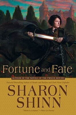 Couverture du livre : Twelve Houses, Tome 5 : Fortune and Fate