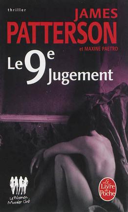 Couverture du livre : Women Murder Club, Tome 9 : Le 9e Jugement