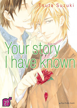 Couverture du livre : Your story I have known