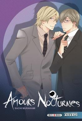 Couverture du livre : Amours nocturnes