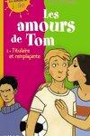 couverture Titulaire et remplaçant - Les amours de Tom , T2