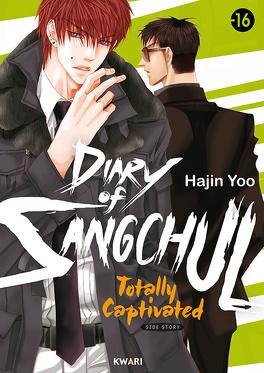 Couverture du livre : Diary of Sangchul