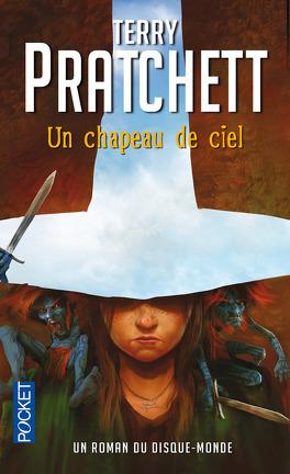 Couverture du livre : Un chapeau de ciel - Un roman du Disque-Monde