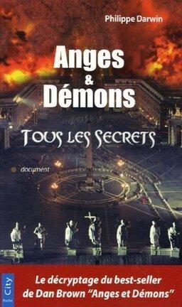 Couverture du livre : anges et demons : tous les secrets