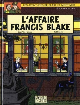 Couverture du livre : Blake et Mortimer, Tome 13 : L'Affaire Francis Blake