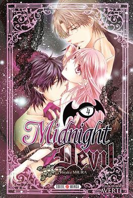 Couverture du livre : Midnight Devil, Tome 4