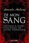 couverture De mon sang, Tome 4.5 : Lettres à Élise : L'Histoire de Peter Townsend