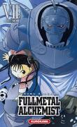 Fullmetal Alchemist - Edition reliée, Tome 7