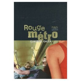 Couverture du livre : Rouge métro