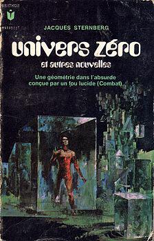 Couverture du livre : Univers zéro et autres nouvelles