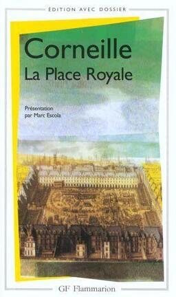 Couverture du livre : La Place royale