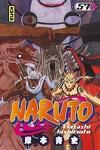 couverture Naruto, Tome 57 : Naruto part en guerre.