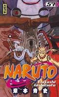 Naruto, Tome 57 : Naruto part en guerre.