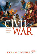 Civil War, Tome 4 : Journal de guerre