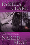 couverture I-Team, Tome 4 : Naked Edge
