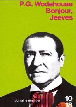 Couverture du livre : Bonjour, Jeeves