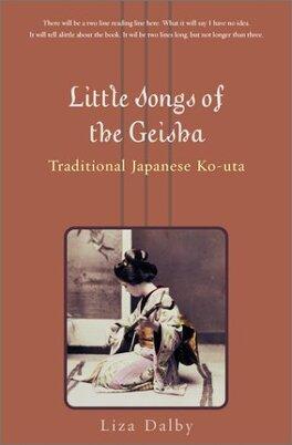 Couverture du livre : Little Songs of the Geisha