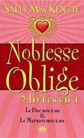 Noblesse Oblige : Intégrale, Tome 1