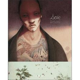 Couverture du livre : Soie
