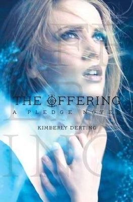 Couverture du livre : The Pledge, Tome 3 : The Offering