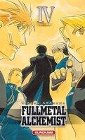 Fullmetal Alchemist - Edition reliée, Tome 4