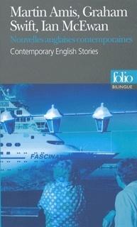 Couverture du livre : Nouvelles anglaises contemporaines
