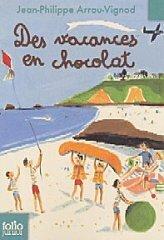 Couverture du livre : Des Vacances en Chocolat
