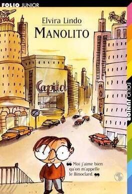 Couverture du livre : Manolito