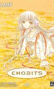 Chobits - Volume double, Tome 3