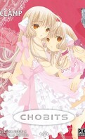 Chobits - Volume double, Tome 4