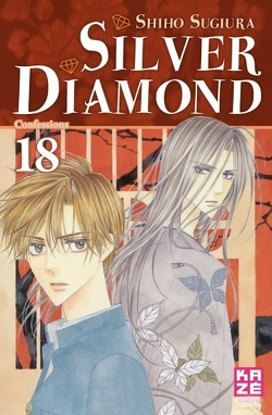 Couverture de Silver Diamond, Tome 18
