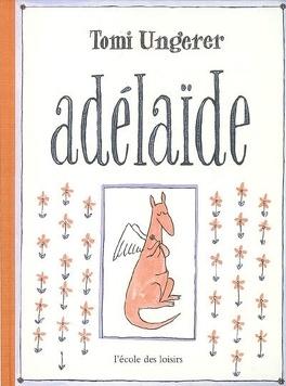 Couverture du livre : Adélaïde