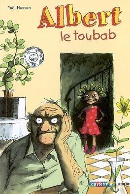 Couverture du livre : Albert le toubab