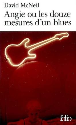 Couverture du livre : Angie ou Les douze mesures d'un blues