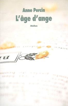 Couverture du livre : L'âge d'ange
