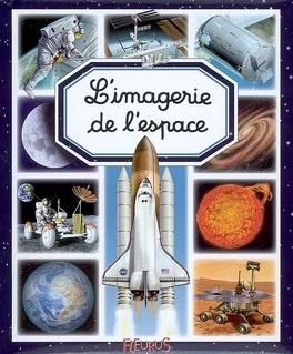 Couverture du livre : L'Imagerie de l'espace