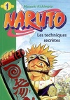 Naruto, tome 1 : Les techniques secrètes (Roman)