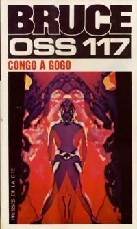 Couverture du livre : Congo à gogo