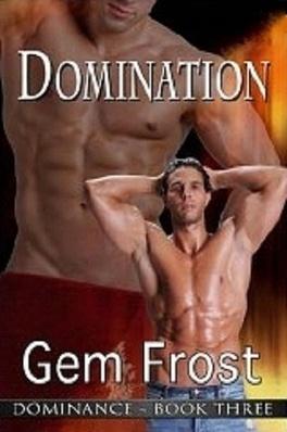 Couverture du livre : Dominance, Tome 3 : Domination