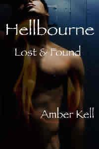 Couverture du livre : Hellbourne, Tome 1 : Lost and Found